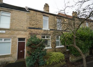 Thumbnail 3 bed terraced house for sale in Forres Road, Crookes, Sheffield
