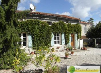 Thumbnail 4 bed property for sale in Aigre, 16240, France