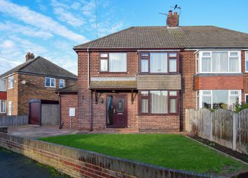 Thumbnail 3 bed semi-detached house for sale in Ullswater Avenue, Dewsbury