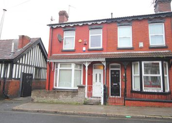 Thumbnail 3 bed terraced house to rent in Leinster Road, Old Swan, Liverpool