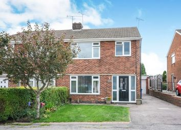 Thumbnail 3 bed semi-detached house for sale in Larch Way, Chesterfield, Derbyshire