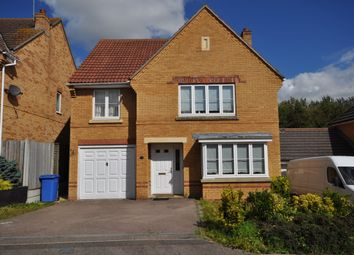 Thumbnail 4 bed detached house to rent in Lorimar Court, Sittingbourne