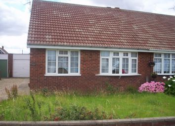 Thumbnail 2 bed semi-detached bungalow to rent in Oak Avenue, Withernsea, East Riding Of Yorkshire
