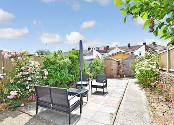 Thumbnail 3 bed terraced house for sale in Buckland Avenue, Dover, Kent