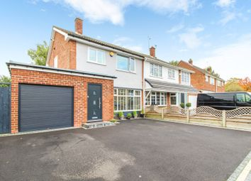 Thumbnail 3 bed semi-detached house for sale in Greenslade Road, Shirley, Solihull