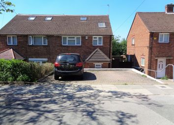Thumbnail 4 bed semi-detached house to rent in Worcester Crescent, Mill Hill