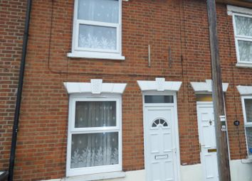 Thumbnail 2 bedroom terraced house to rent in Gibbons Street, Ipswich