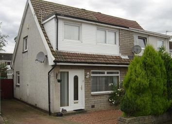 Thumbnail 3 bed semi-detached house to rent in Murrayside, Stonehouse ML9,