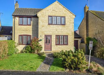 Thumbnail 4 bed detached house for sale in Hanks Close, Malmesbury