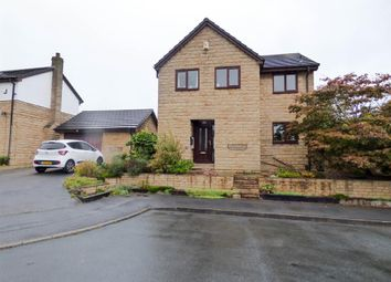 Thumbnail 4 bed detached house for sale in Bent Lea, Bradley, Huddersfield