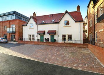 Thumbnail 3 bedroom semi-detached house for sale in High Street, Berkhamsted, Hertfordshire