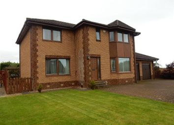Thumbnail 5 bed detached house to rent in Muirhead Drive, Law, Carluke