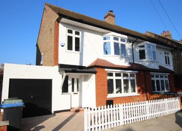 Thumbnail 3 bed end terrace house for sale in Armfield Road, Enfield