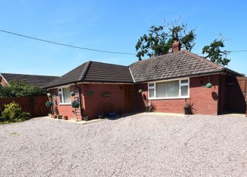 Thumbnail 2 bed detached bungalow for sale in New Hall Lane, Bronington, Whitchurch