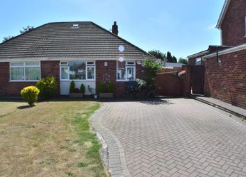 Thumbnail 3 bed bungalow for sale in Westwick Close, Off Main Street, Stonnall, Staffordshire
