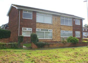 Thumbnail 1 bed flat to rent in Carlisle Crescent, Penshaw DH4, Penshaw,