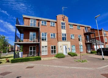 Thumbnail 2 bed flat for sale in Canon Lane, Hawksyard, Rugeley, Staffordshire