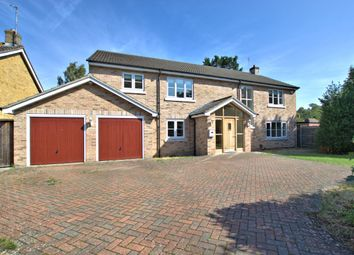 Thumbnail 4 bedroom detached house to rent in Porson Road, Cambridge