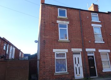 Thumbnail 3 bed end terrace house to rent in Portland Street, Worksop