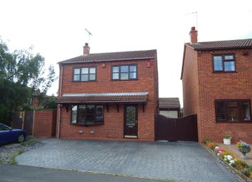 Thumbnail 4 bed detached house to rent in Wootton Drive, Stafford