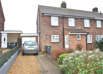 Thumbnail 3 bed semi-detached house for sale in Cherrycroft, Sandy