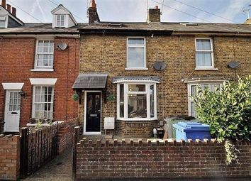 Thumbnail 3 bed terraced house for sale in Tufton Road, Ashford