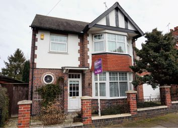Thumbnail 3 bed detached house for sale in Bodnant Avenue, Leicester