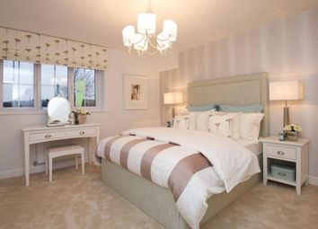 "Thumbnail 4 bed detached house for sale in ""Kennington"" at Knights Way, St. Ives, Huntingdon"