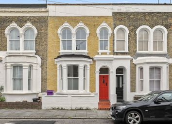 Thumbnail 3 bed terraced house for sale in Strahan Road, Bow, London