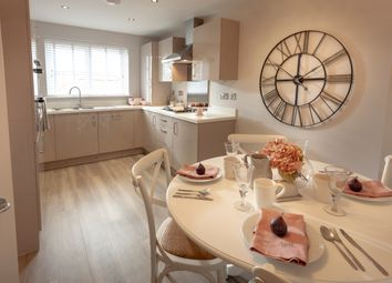 Thumbnail 2 bed semi-detached house for sale in Lakeside Boulevard, Doncaster