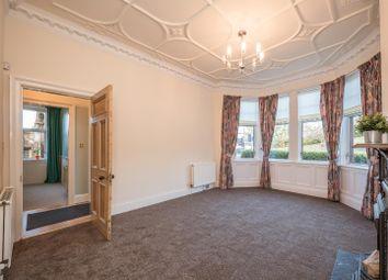Thumbnail 3 bedroom flat for sale in Braefoot Terrace, Edinburgh