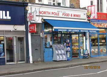 Thumbnail Retail premises to let in North Pole Road, London