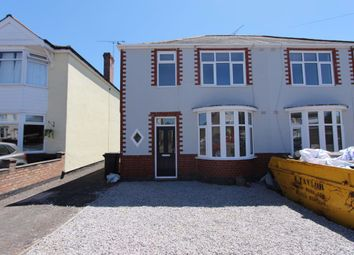 Thumbnail 3 bed semi-detached house to rent in Forest Road, Hinckley