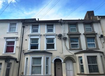 Thumbnail 1 bed flat to rent in Grove Terrace, Dover Road, Folkestone