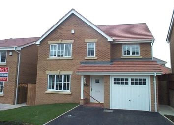 Thumbnail 4 bed detached house to rent in Windmill Way, Brimington, Chesterfield