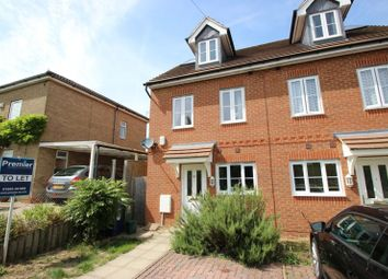 Thumbnail 3 bed end terrace house to rent in Cottesmore Road, Oxford