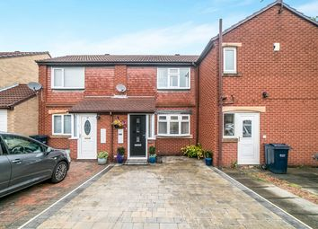 Thumbnail 1 bed terraced house for sale in Clavering Square, Dunston, Gateshead