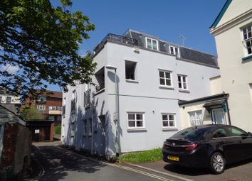 Thumbnail 2 bed flat to rent in Radnor Place, St. Leonards, Exeter