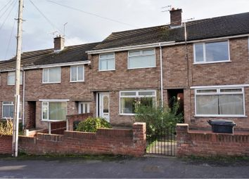 Thumbnail 3 bed terraced house for sale in Knights Green, Flint