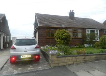 Thumbnail 2 bed bungalow to rent in Hornby Drive, Bolton