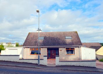 Thumbnail 4 bed detached house for sale in 45 Moss Side Road, Nairn