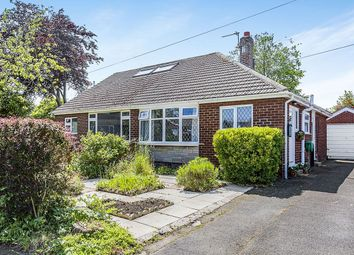 Thumbnail 2 bed bungalow for sale in Willow Close, Hoghton, Preston
