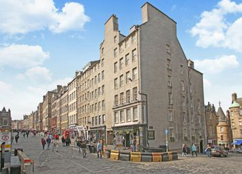Thumbnail 1 bedroom flat for sale in High Street, Edinburgh