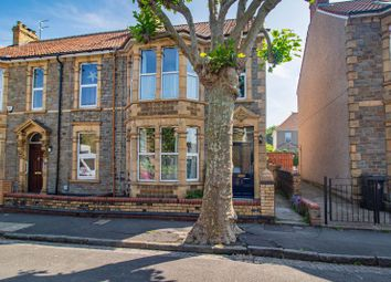 Thumbnail 4 bed semi-detached house for sale in Glebe Road, St. George, Bristol