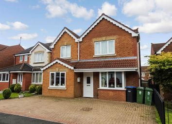 Thumbnail 4 bed detached house for sale in Rutherford Court, Willington, Crook