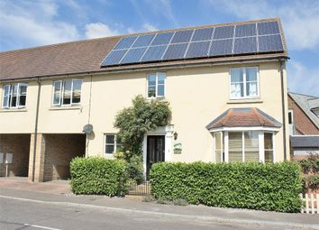 Thumbnail 4 bed link-detached house for sale in Flitch Green, Dunmow, Essex