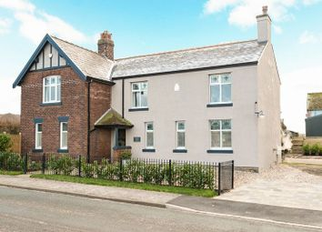 Thumbnail 5 bed detached house for sale in Asmall Lane, Scarisbrick, Ormskirk