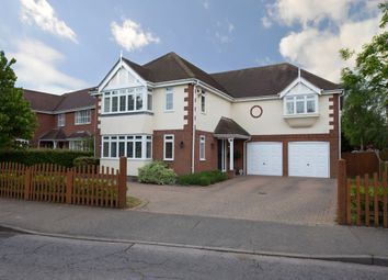Thumbnail 5 bed detached house for sale in Colchester Road, West Mersea, Colchester