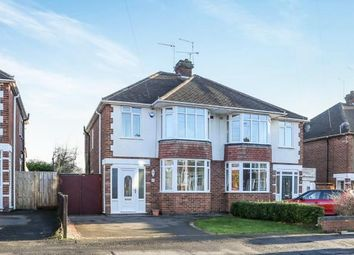 Thumbnail 3 bedroom semi-detached house for sale in Frankton Avenue, Styvechale, Coventry, West Midlands