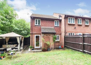 Townsend Close, Bracknell RG12. 1 bed end terrace house